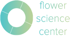 logo flower science