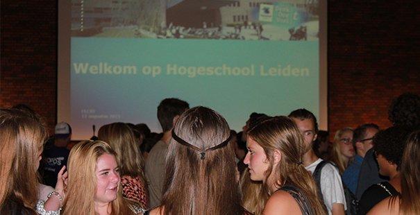 EL CID Dag 2 Hogeschool Leiden Opening