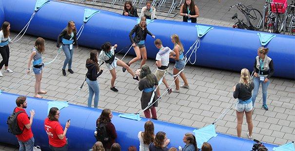 EL CID dag 2 Hogeschool Leiden Activiteiten