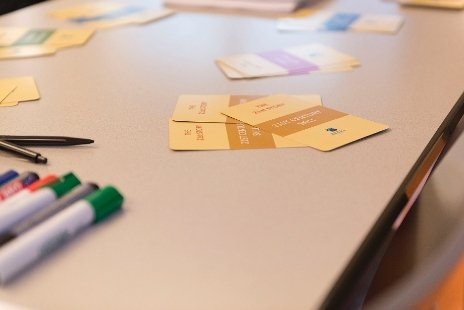 Workshop 21st Story kaarten