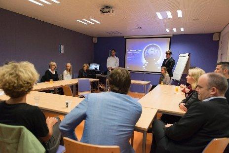 Workshop Patent op Talent
